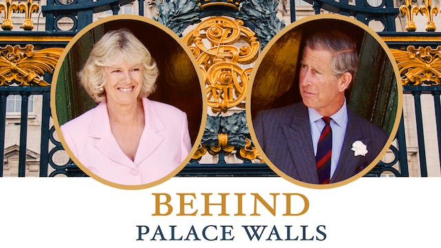 Diana: Behind Palace Walls