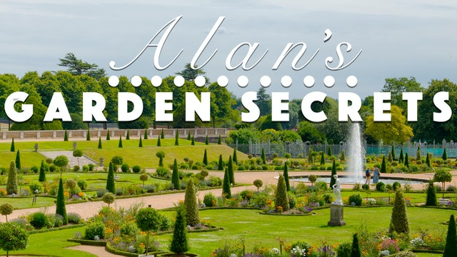 Alan's Secret Gardens: 20th Century