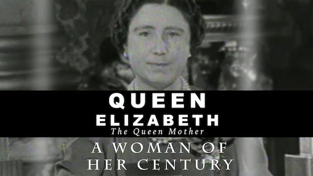 Queen Elizabeth, the Queen Mother: A ...