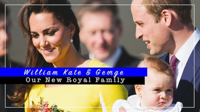 William, Kate and George: A New Royal...