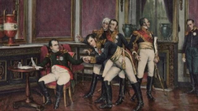 Napoleon: Winter In Russia