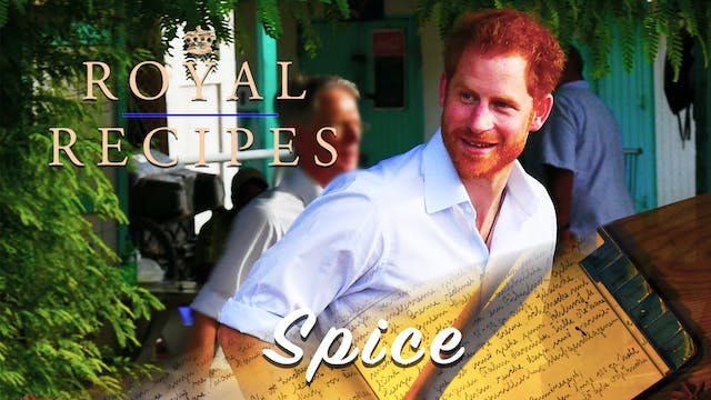 Royal Recipes: Spice