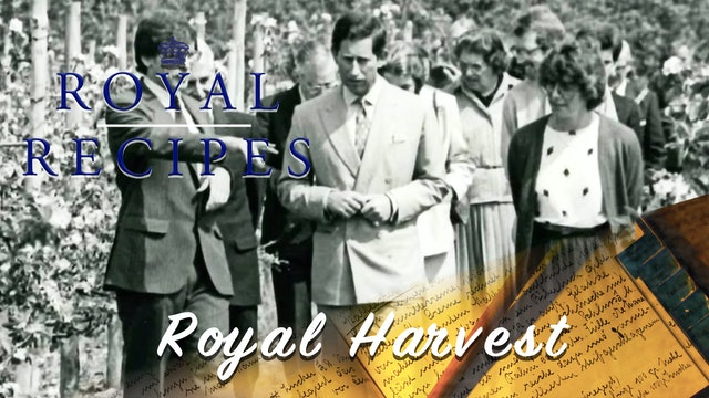 Royal Recipes: Royal Harvest