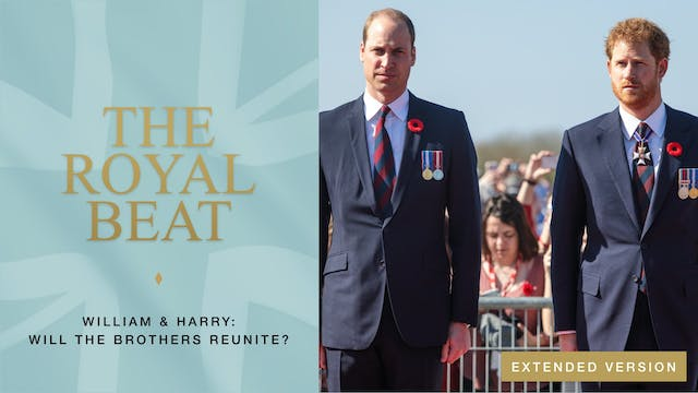 The Royal Beat: William and Harry