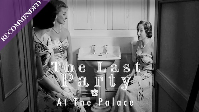 Last Party at the Palace: Aristocracy and the Sexual Revolutio