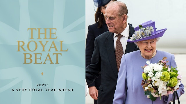 The Royal Beat. 2021: A Very Royal Year Ahead