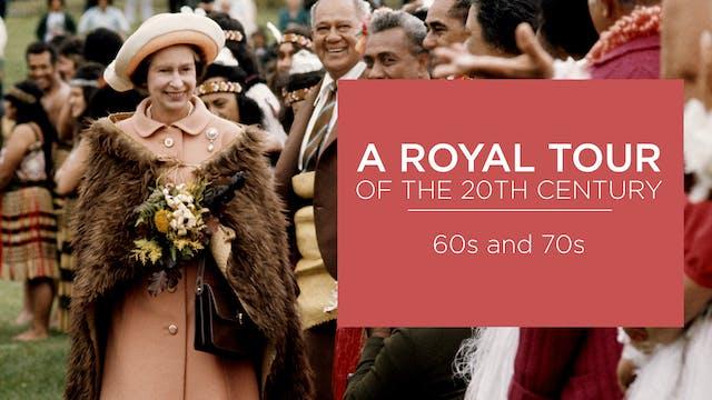 A Royal Tour of the Twentieth Century...