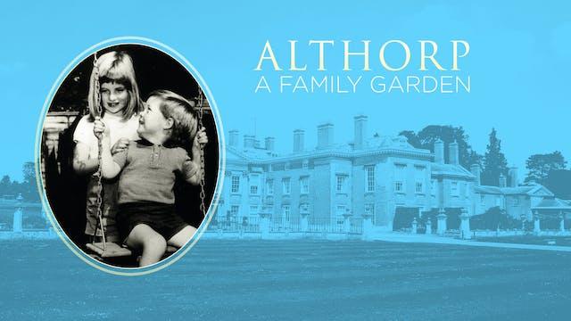 Althorp: A Family Garden