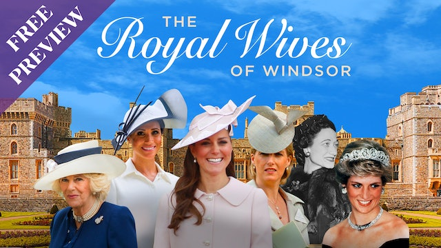 Royal Wives of Windsor [FREE PREVIEW]