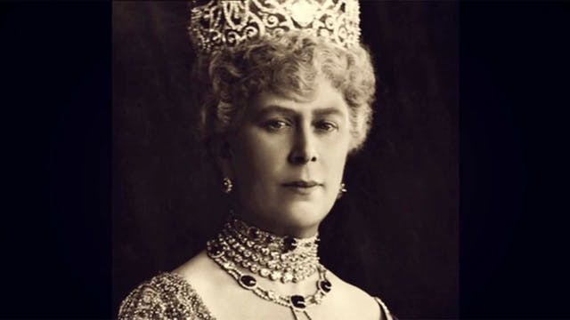 King George and Queen Mary: The Royal...