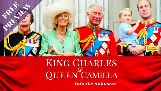 [PREVIEW] King Charles and Queen Cami...