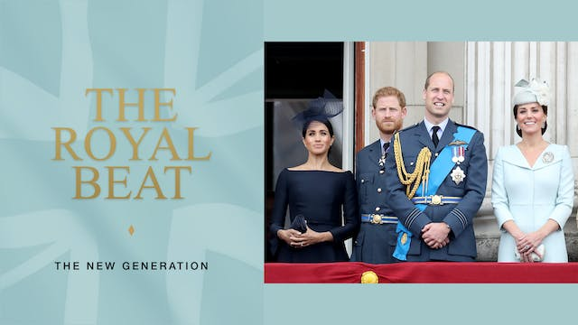 Exclusive! The Royal Beat: The New Ge...