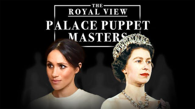 Exclusive! The Royal View: The Palace...
