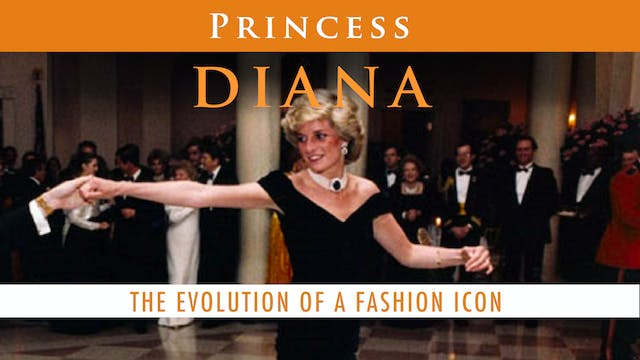 Princess Diana: The Evolution of a Fa...