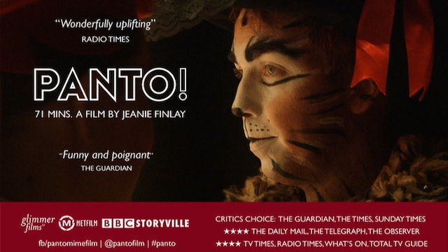 Making Panto - The Storyville Q&A