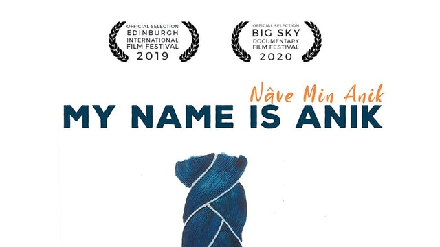 My Name is Anik - Poster