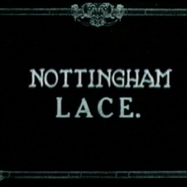Nottingham Lace