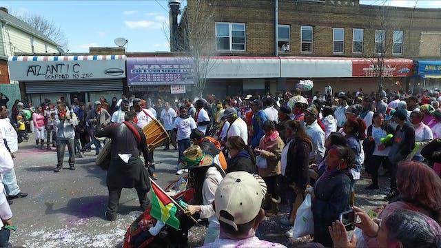 Phagwah Parade - Deleted Scene
