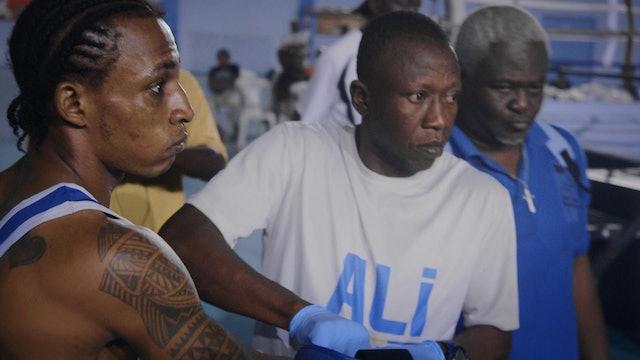 Boxing Libreville