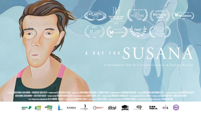 Poster - A Day for Susana