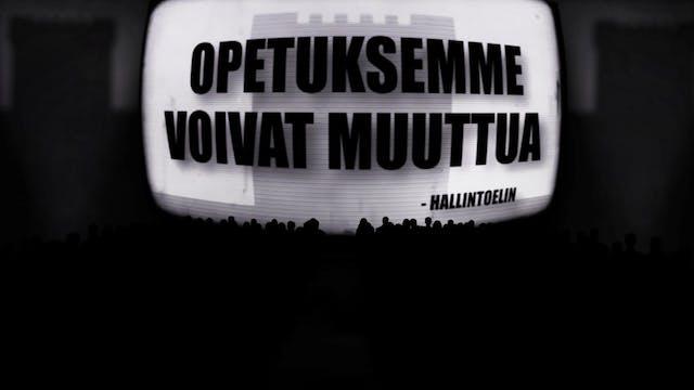 TOTUUS TÄYTYY KERTOA