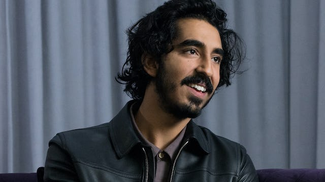 Dev Patel Recommends 'War Witch'