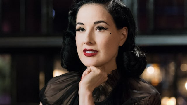 Dita Von Teese Recommends 'Sympathy for Lady Vengeance'