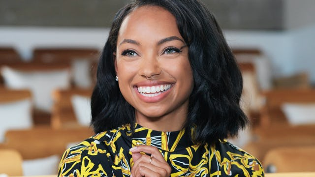 "Logan Browning's ""Slumber Party"" Movies"