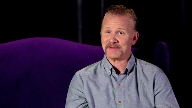 Morgan Spurlock Recommends 'Escape From New York'