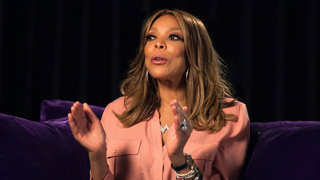 Wendy Williams Recommends 'The Hurt Locker'