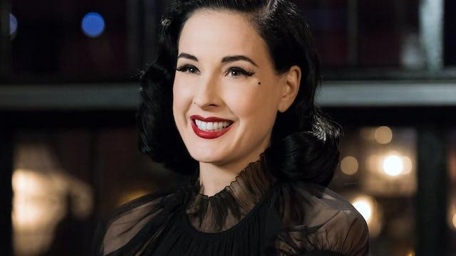 Dita Von Teese Recommends 'Irma La Douce'