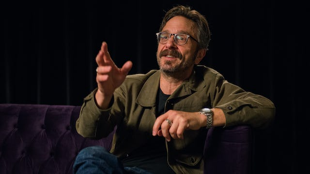 Marc Maron Recommends 'The Graduate'