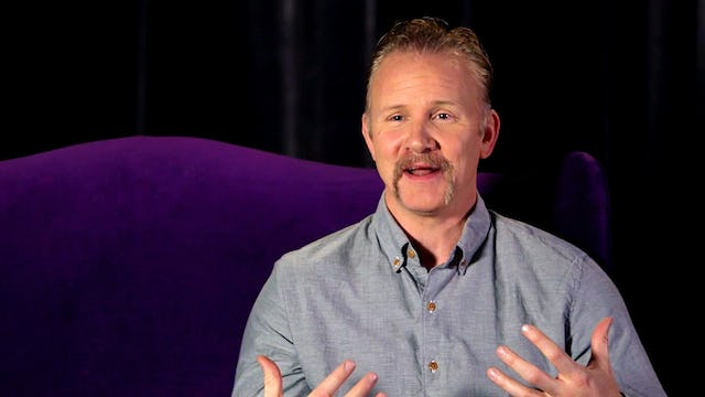 Morgan Spurlock Recommends 'The Party'