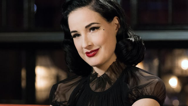Dita Von Teese Recommends 'Diana Vreeland: The Eye Has to Travel'