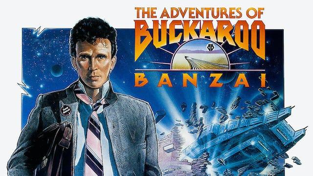 The Adventures of Buckaroo Banzai
