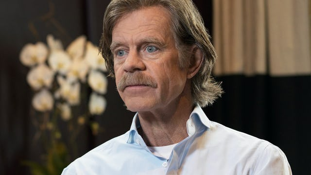 William H. Macy Recommends 'The Graduate'