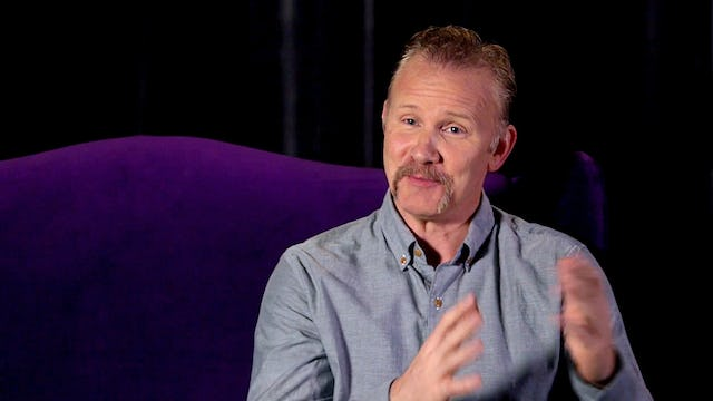 Morgan Spurlock Recommends 'This Is Spinal Tap'