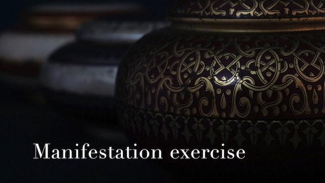 Manifestation exercise