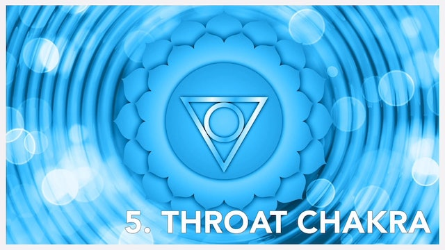 Throat Chakra Meditation