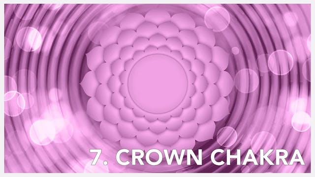 Crown Chakra Meditation