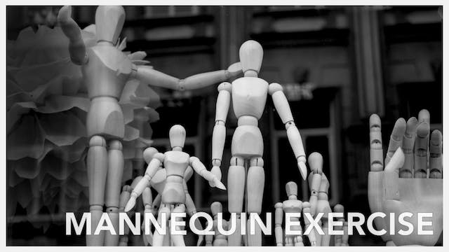 Mannequin Exercise