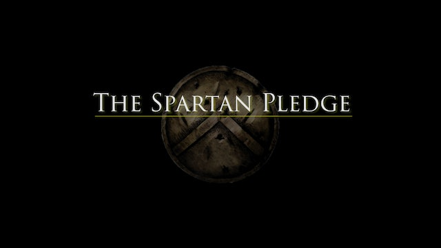 The Spartan Pledge
