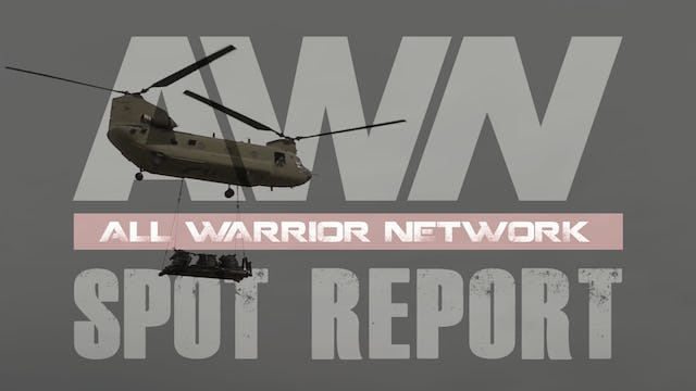 Spot Report: US Army CH-47 Chinook