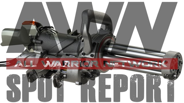 Spot Report: XM556 Microgun