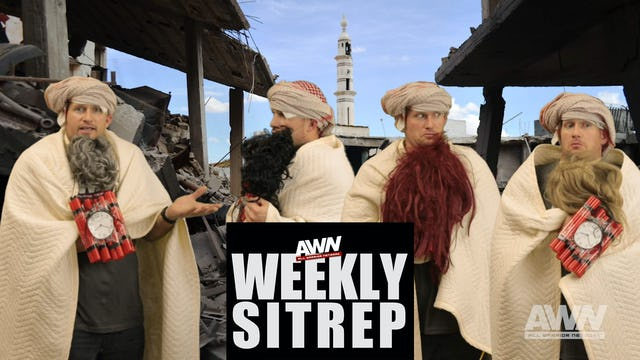Weekly SITREP - ISIS Sick Call Rangers!