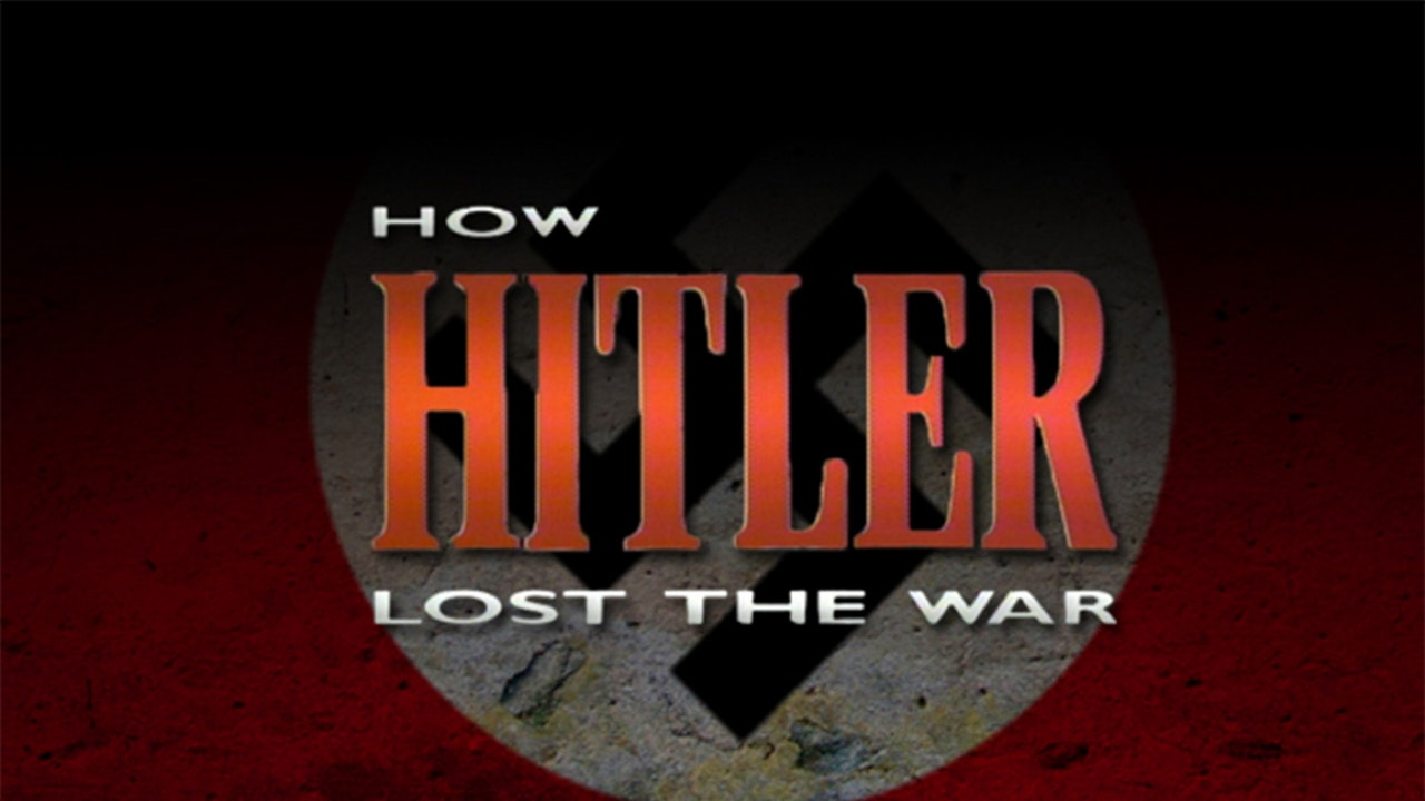 How Hitler Lost the War Blurred