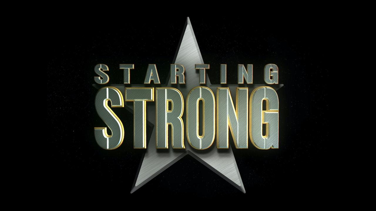 Starting Strong - Season 3 Blurred