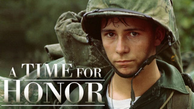 A Time For Honor: Stories from Vietnam