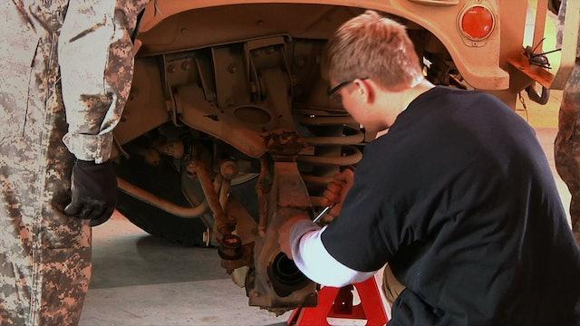 Vehicle Mechanic (91B)