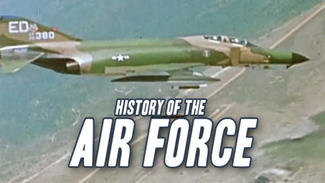 History of the Air Force: 1965-1977